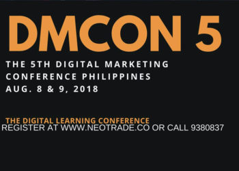 5th Digital Marketing Conference Philippines 2018