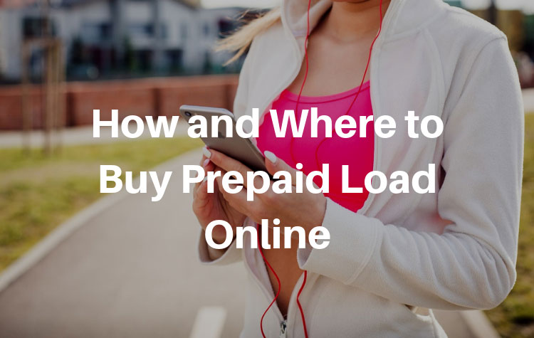 How and Where to Buy Prepaid Load Online - Tech Pilipinas