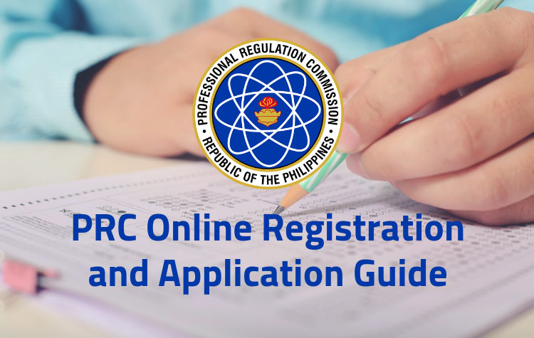 PRC Online Registration and Application Step-by-Step Guide