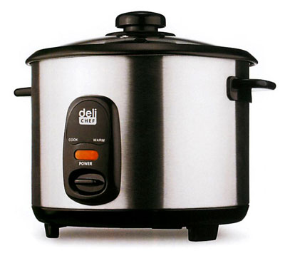 Delichef rice cooker