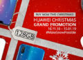 Huawei Christmas Grand Promotion