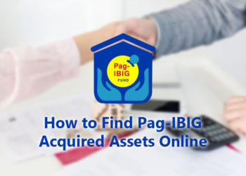 Pag-IBIG acquired assets