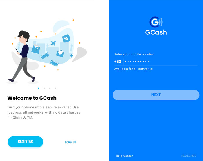 Welcome to GCash