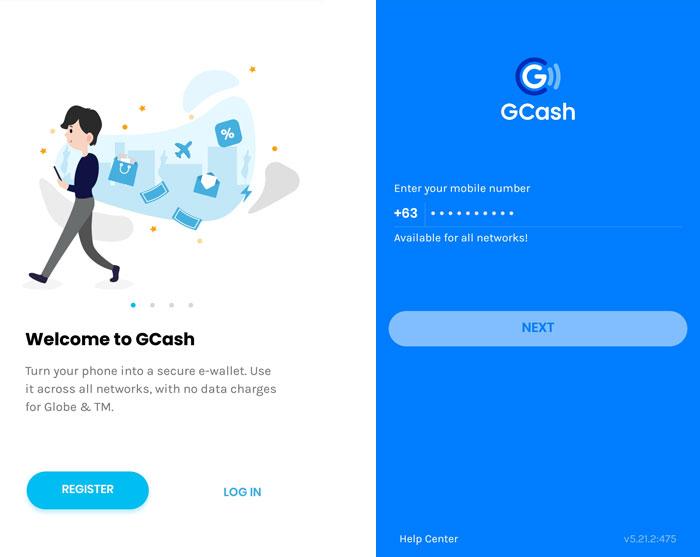 Welcome to GCash