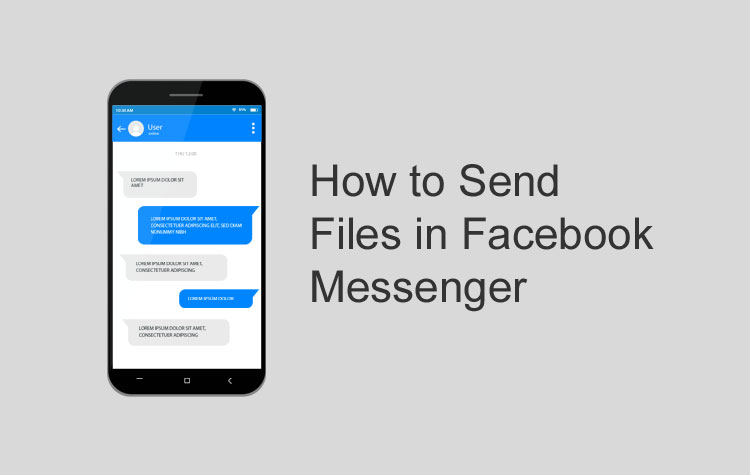 How To Send Files In Facebook Messenger Tested And Working Tech Pilipinas