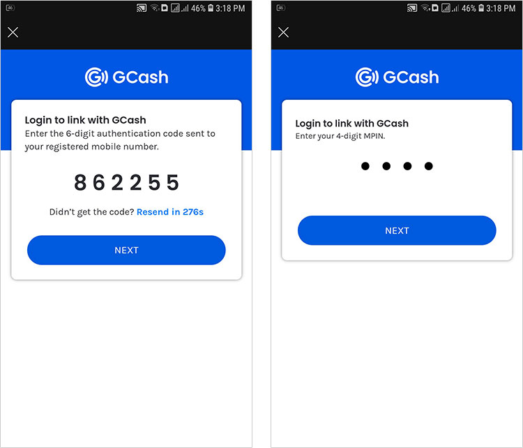 Pay Spotify with GCash
