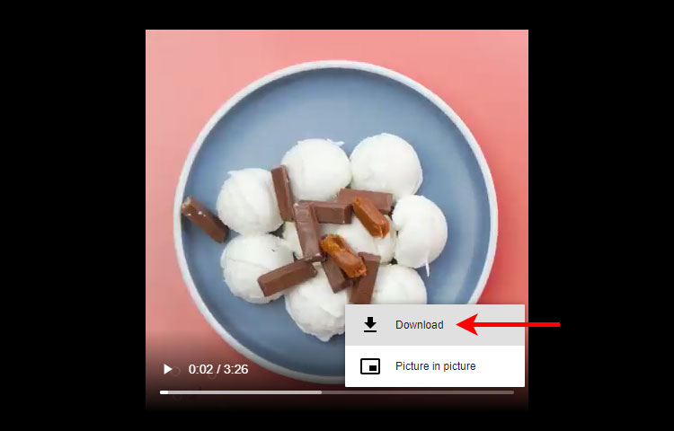 Download video from Facebook to your computer